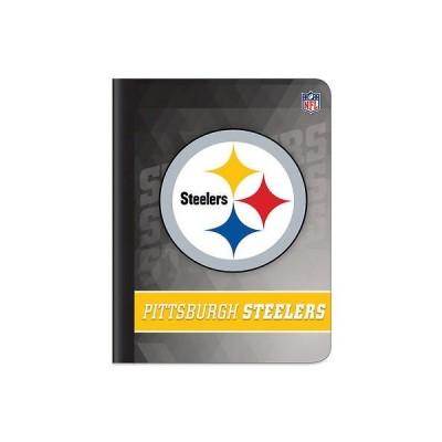 シー・アール・ギブソン フットボール NFL Pittsburgh スチールers Team Logo Composition Book