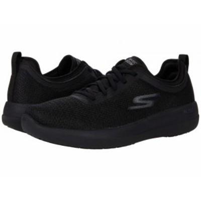 SKECHERS Performance スケッチャーズ メンズ 男性用 シューズ 靴 スニーカー 運動靴 Go Walk Max Deluxe 216142 Black【送料無料】