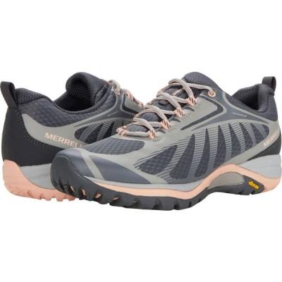 メレル Merrell レディース ハイキング・登山 シューズ・靴 Siren Edge 3 Waterproof Paloma/Peach