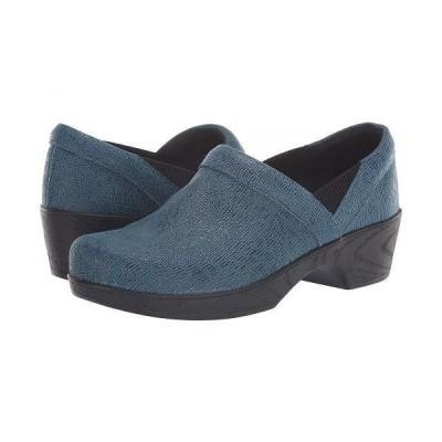 Klogs Footwear クロッグス レディース 女性用 シューズ 靴 クロッグ ミュール Portland - Blue Baldric