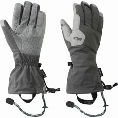 アウトドアリサーチ 手袋・グローブ Vitaly Gloves Charcoal/Alloy