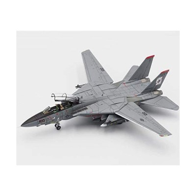 Calibre Wings F-14A Tomcat VF-41 Black Ace Squadron Final Cruise Old Version 1/72 diecast Plane Model_並行輸入品