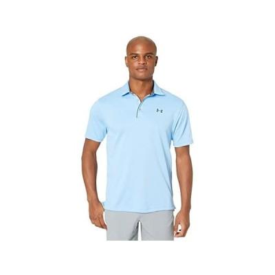 アンダー アーマー Tech Polo メンズ シャツ トップス Carolina Blue/Pitch Gray