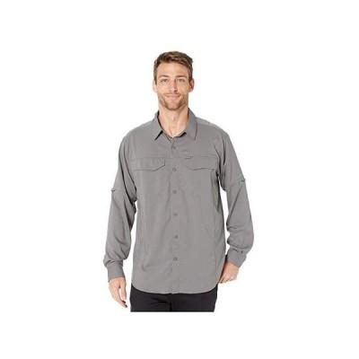 コロンビア Silver Ridge Lite Long Sleeve Shirt メンズ シャツ トップス City Grey