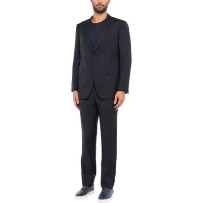 パルジレリ PAL ZILERI メンズ スーツ・ジャケット アウター Suit Dark blue