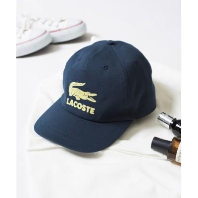 SETUP7 / 【LACOSTE】FLOCKEY PRINT CAP SA L7067 WOMEN 帽子 > キャップ