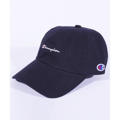帽子 キャップ CHAMPION チャンピオン ロゴ ベースボールキャップ 帽子