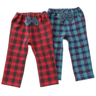 Bobson (ボブソン ) ロングパンツ (80〜130cm)  女の子 キムラタン 子供服
