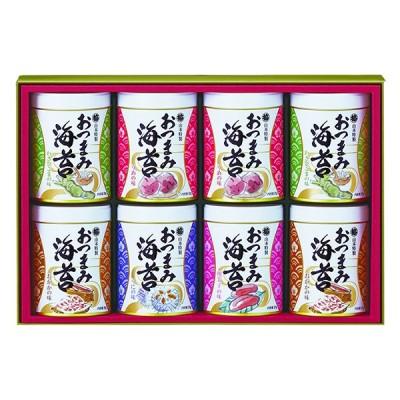 〈山本海苔店〉おつまみ海苔 8缶詰合せ-YOS4A8[O]glm【YHO】_C210315900007