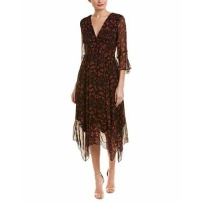 Rachel Zoe レイチェルゾー ファッション ドレス Rachel Zoe Caden Silk Midi Dress