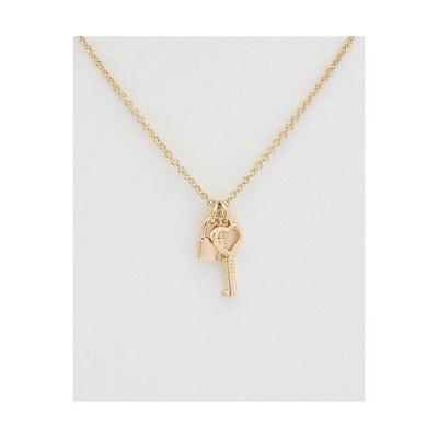 レディース アクセサリー  Downtown East 14K Filled Charmed Necklace
