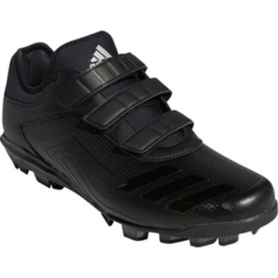 アディダス 野球スパイク(コアブラック/コアブラック/シルバーメタリック・27.0cm) adidas ADIZERO SPEED POINT AC 70 CLEATS ADJ-EG3588-270 【返品種別A】