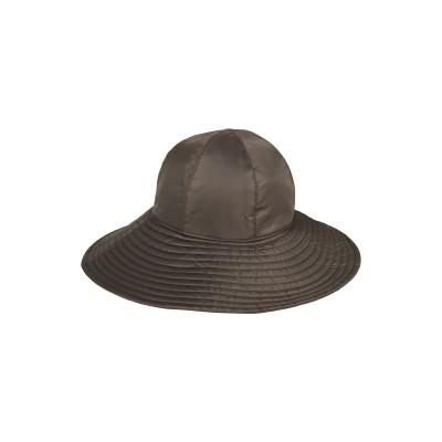 8 by YOOX 帽子 グレー L ナイロン 100% 帽子