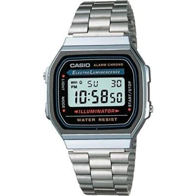 Casio A168W-1 Casio Illuminator Watch 並行輸入品