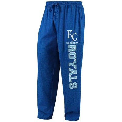 カンザスシティ・ロイヤルズ Concepts Sport Showdown Knit Pants - Royal