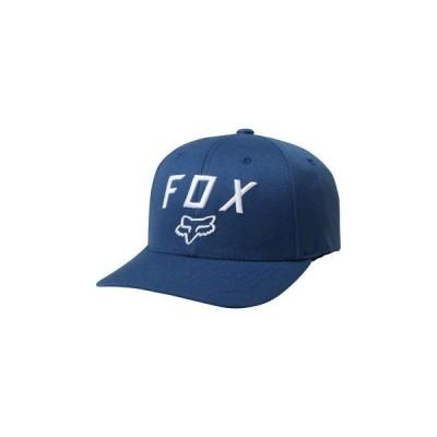 帽子 フォックス Fox Racing Men's Legacy Moth 110 Snapback Hat Dust Blue Baseball Cap Headwear Ap