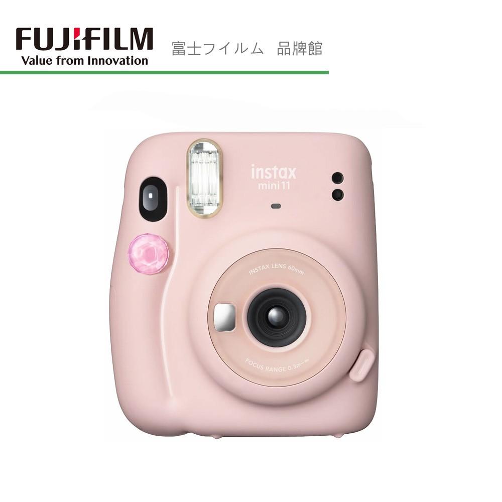 FUJIFILM 富士 緋櫻粉 INSTAX MINI11 拍立得 相機 公司貨