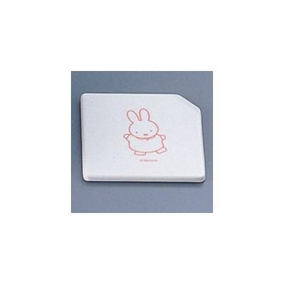 関東プラスチック工業 メラミンお子様用弁当シリーズ ミッフィー MAN-040P1 隅切 RSM2001