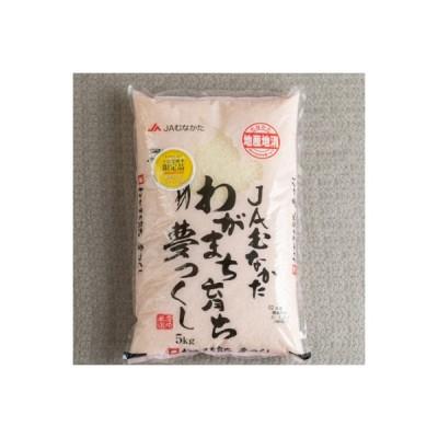 久留米市 ふるさと納税 果物屋さんの米 夢つくし5kg(久留米市)