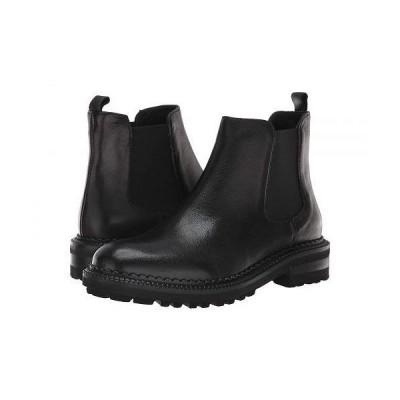 La Canadienne ラカナディアン レディース 女性用 シューズ 靴 ブーツ チェルシーブーツ アンクル Mackay - Black Leather