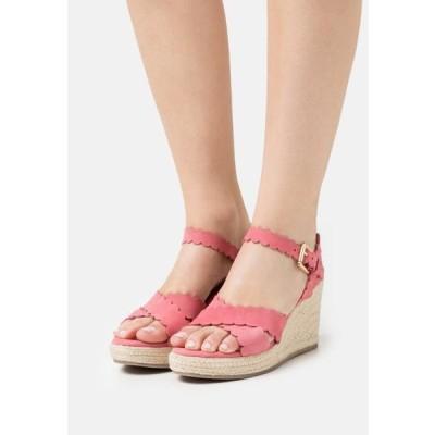 テッドベーカー レディース 靴 シューズ SELANAS - Platform sandals - pink