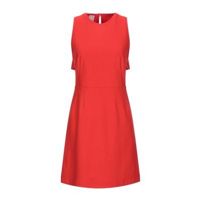 ピンコ PINKO ミニワンピース&ドレス レッド 44 レーヨン 65% / ナイロン 30% / ポリウレタン 5% ミニワンピース&ドレス