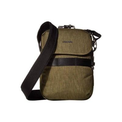 パックセーフ Pacsafe レディース ショルダーバッグ バッグ Metrosafe X Compact Anti-Theft Crossbody Bag Utility