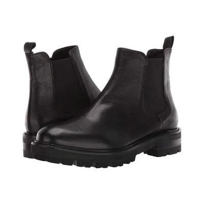 La Canadienne Mackay レディース ブーツ Black Leather