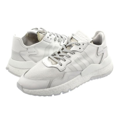 adidas NITE JOGGER アディダス ナイト ジョガー RUNNING WHITE/CRYSTAL WHITE/CRYSTAL WHITE bd7676