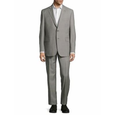 サックスフィフスアベニュー Men Clothing Structured Solid Suit