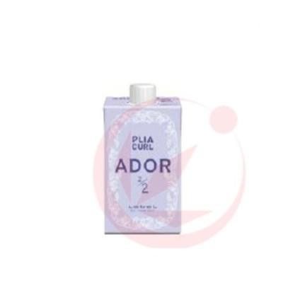 ルベル プライア カール アドール 2/2 400ml+専用ポンプフォーマー (ヘアカーリングローション2剤 化粧品)