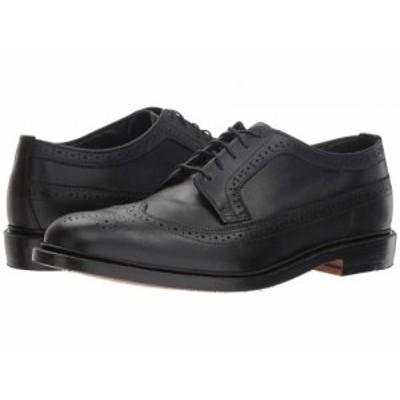 Bostonian ボストニアン メンズ 男性用 シューズ 靴 オックスフォード 紳士靴 通勤靴 No. 16 Longwing Black【送料無料】