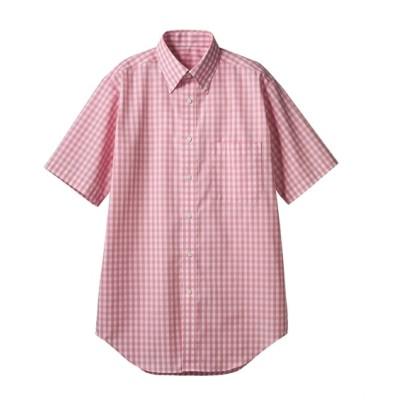 MONTBLANC CG2504 シャツ(半袖)(男女兼用) 【業務用】コック服