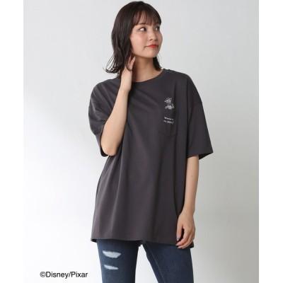 Honeys / Tシャツ/トイ・ストーリー WOMEN トップス > Tシャツ/カットソー