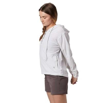 マウンテンハードウェア レディース シャツ トップス Mountain Hardwear Women's Mallorca Stretch LS Shirt