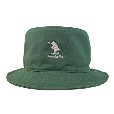 カリフォルニアハブァナイスタイム CALIFORNIA HAVE A NICE TIME! バケットハット HAT CLASSIC (Green)
