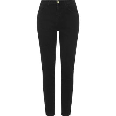 ビバ Biba レディース ジーンズ・デニム ボトムス・パンツ Billie Logo Boyfriend Jeans Black