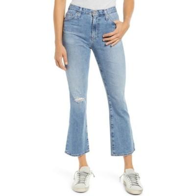 エージー AG レディース ジーンズ・デニム リップドジーンズ ボトムス・パンツ Jeans Jodi Ripped Crop Flare Jeans Years Succession