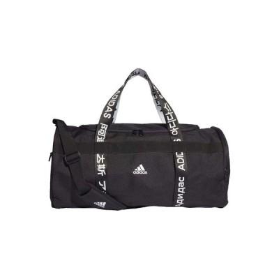 アディダス ショルダーバッグ メンズ バッグ 4ATHLTS DUFFEL BAG MEDIUM - Sports bag - black