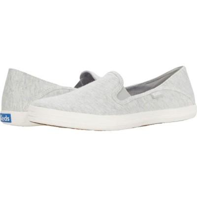 ケッズ Keds レディース スリッポン・フラット スニーカー シューズ・靴 Crashback Slip-On Sneaker Light Gray