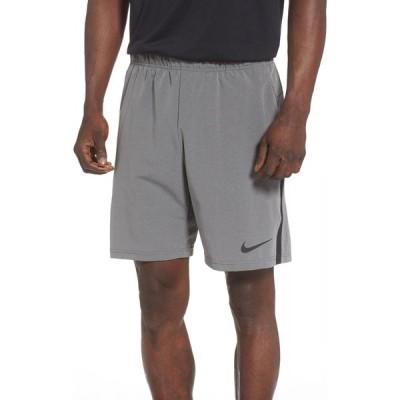 ナイキ NIKE メンズ フィットネス・トレーニング ショートパンツ ボトムス・パンツ Flex Training Shorts Grey