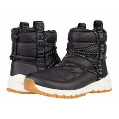 The North Face ノースフェイス レディース 女性用 シューズ 靴 ブーツ スノーブーツ Thermoball Lace-Up TNF Black/Whisper【送料無料】
