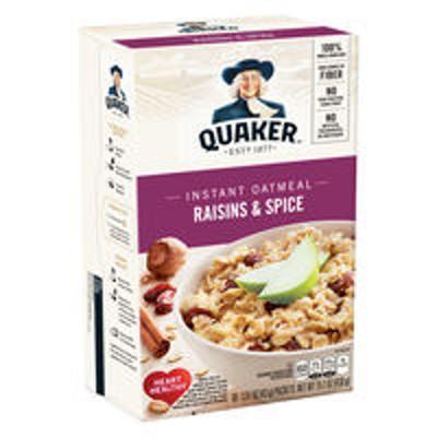 Quaker OatsQUAKER(クエーカー) オートミール レーズン&スパイス 430g 1個 シリアル
