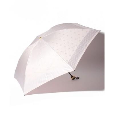 折りたたみ傘 カチオンジャガード 210841052302
