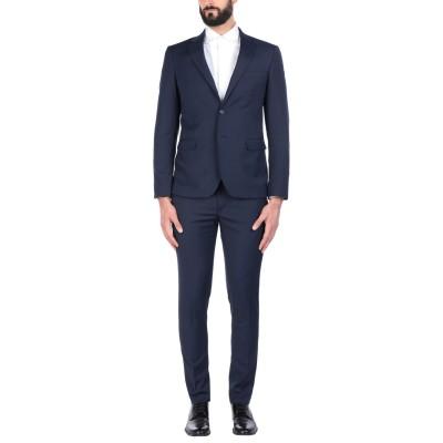 ALESSANDRO GILLES スーツ ダークブルー 48 ウール 92% / ポリエステル 6% / ポリウレタン 2% スーツ