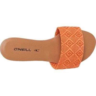 オニール O'Neill レディース サンダル・ミュール シューズ・靴 Natalie Coral Rose