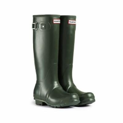 ハンター Hunter レディース レインシューズ・長靴 シューズ・靴 Original Tall Boot Dark Olive