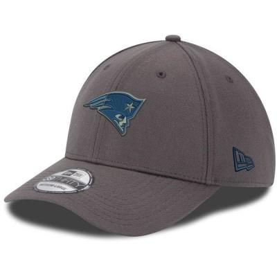 ニューエラ メンズ 帽子 アクセサリー New England Patriots New Era Storm 39THIRTY Flex Hat