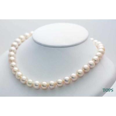 真珠 パールネックレス あこや真珠ネックレス 10mmUP  42cm
