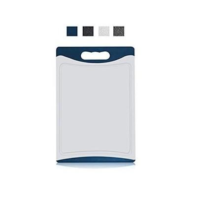 まな板 CHEF GRIDS Durable Plastic XL Cutting Board, Chopping Board Thick Plastic,